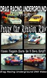 Funny Car Reunion Raw